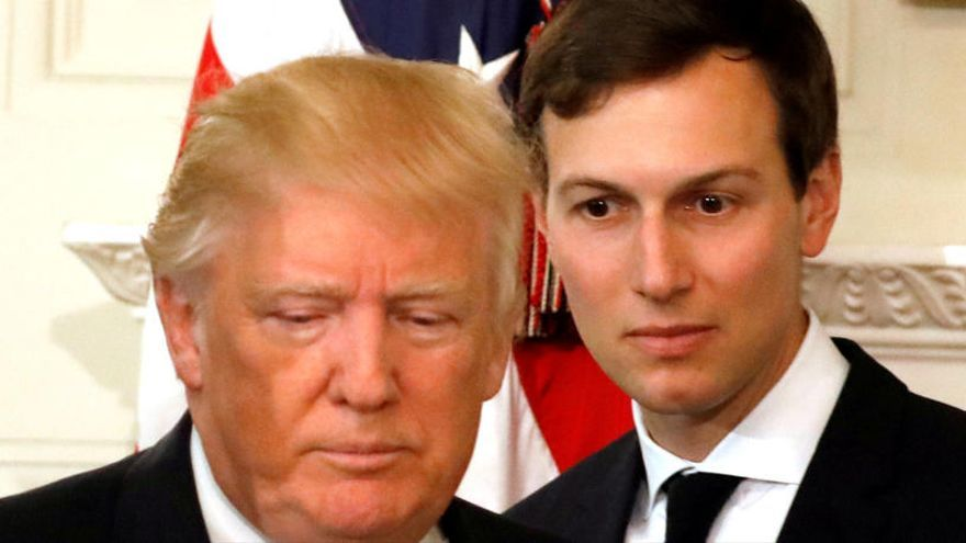 El FBI investiga al yerno de Trump por sus nexos con Rusia