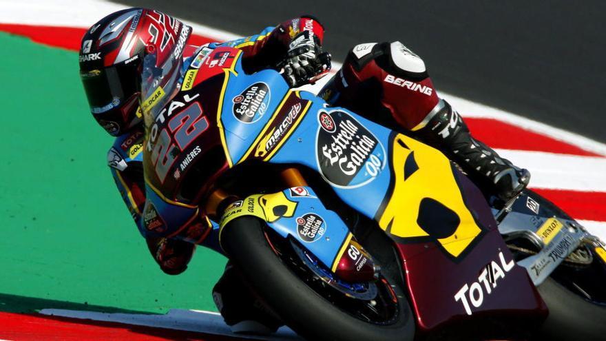 Sam Lowes marca el récord de Moto2 en Misano