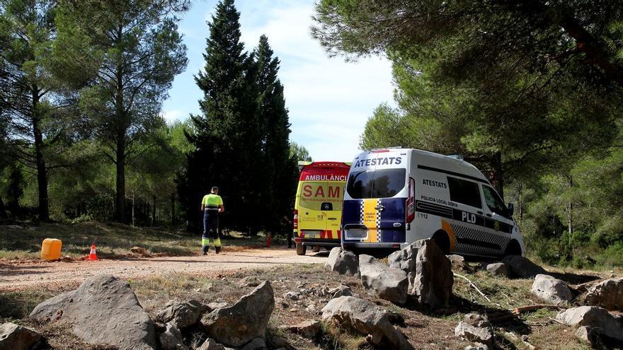 Fallece degollado por una motosierra un operario en Xàbia