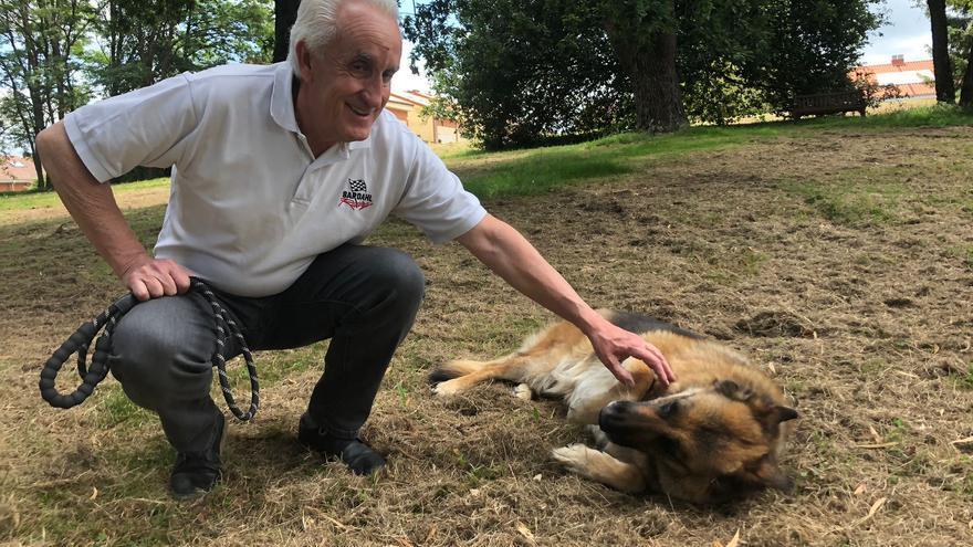 La Fresneda, un paraíso canino con facilidades para los dueños de perros