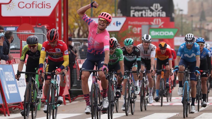 Etapa 16 de la Vuelta a España: Debió ganar Cavagna