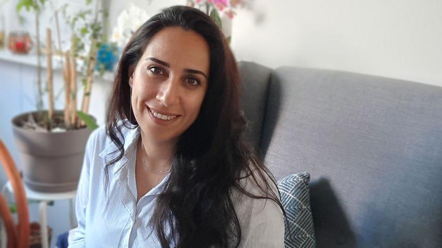 """Bayan Al Fadel: """"Si una mujer siria va a la cárcel es una vergüenza para la familia"""""""