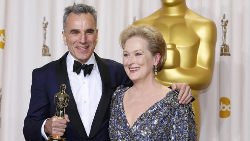 Daniel Day-Lewis gana el Oscar a mejor actor por su papel de Lincoln