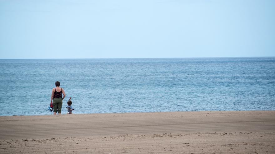 El mar de Canarias a Gibraltar absorbe 2,6 millones de toneladas de CO2 al año