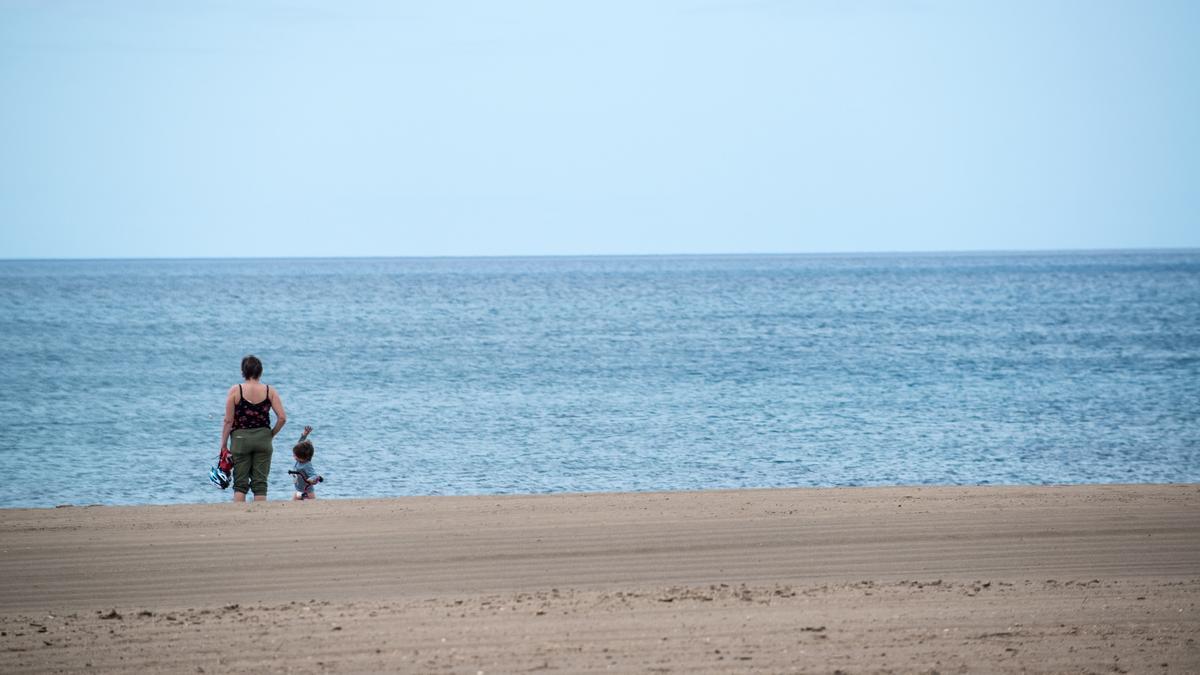 El mar de Canarias a Gibraltar absorbe 2,6 millones de toneladas de CO2 al año.