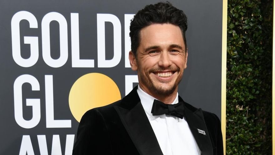 James Franco, acusado de acoso sexual por tres actrices