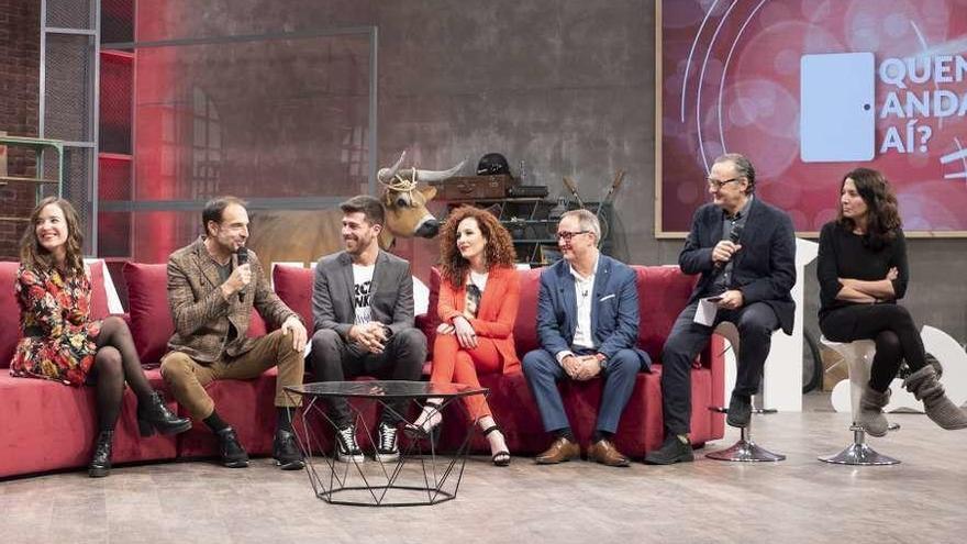 """Roberto Vilar y Rodrigo Vázquez estrenan el programa de tarde """"Quen anda ahí?"""""""