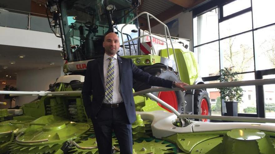 """""""Para sacarle rendimiento a una máquina agrícola actual hay que estar preparado"""""""