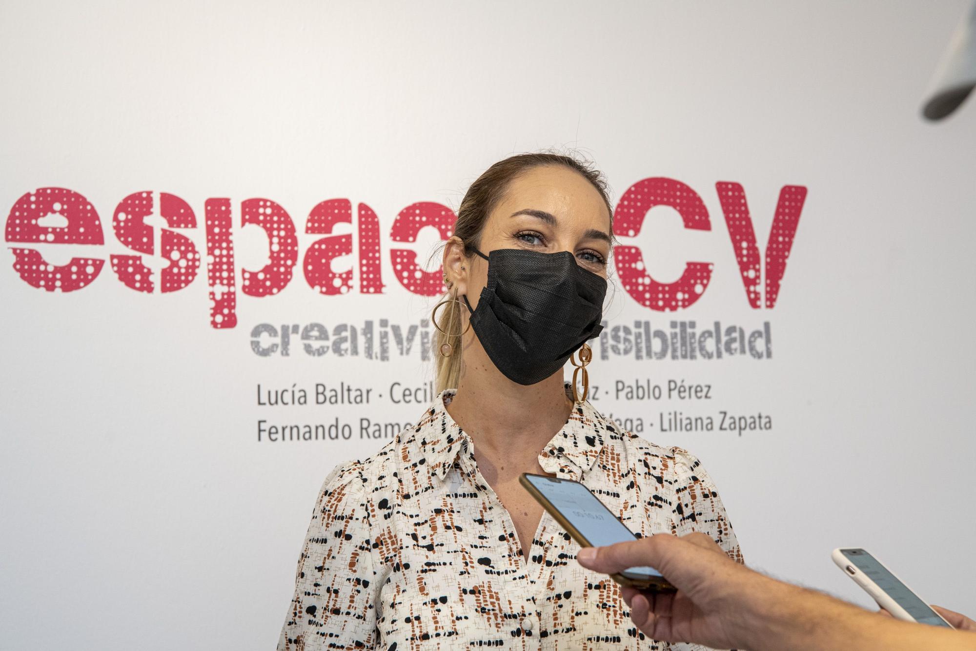 Exposición del programa 'Espacio CV'