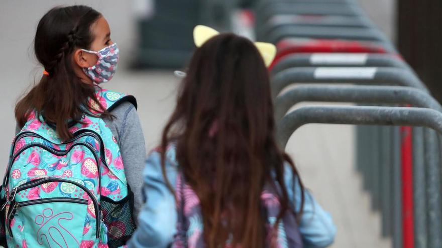 La vuelta al cole llega a alumnos de ambas castillas y a los institutos de Madrid