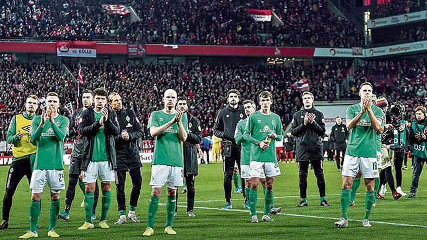 Beim Trainingslager auf Mallorca muss Werder Bremen zulegen