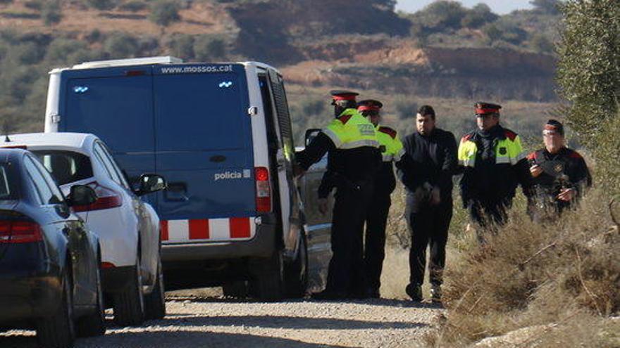 Presó provisional sense fiança per al caçador que va matar dos agents rurals a Aspa