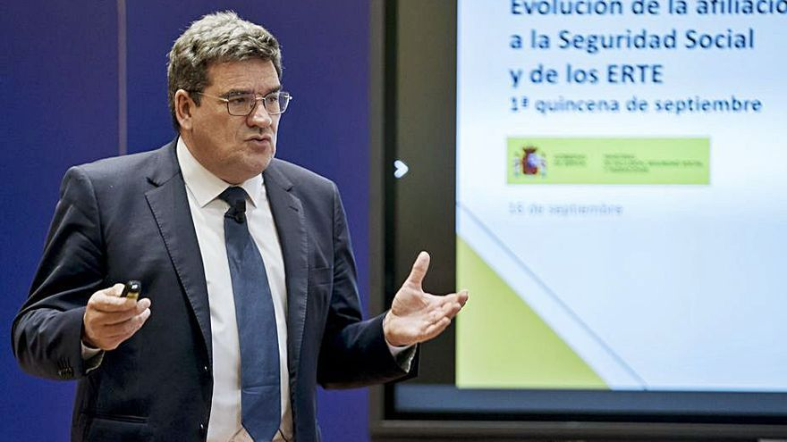 Principi d'acord per prorrogar els ERTOS fins al 28 de febrer de 2022