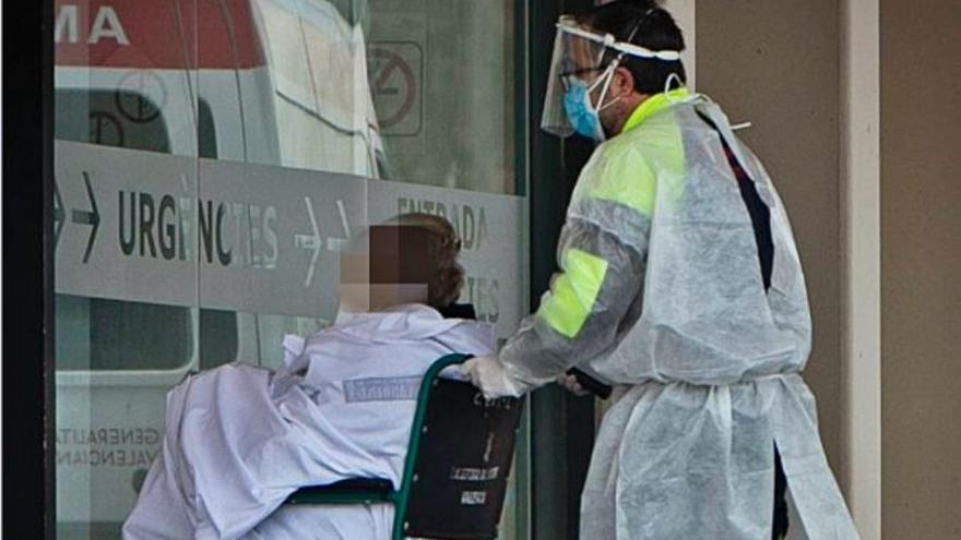 La lista de espera de 106 días en mayo se acerca al nivel previo  a la pandemia