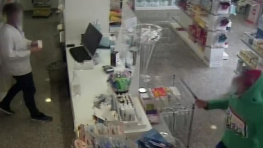 Apothekenräuber nach fünftem Überfall in Palma gefasst