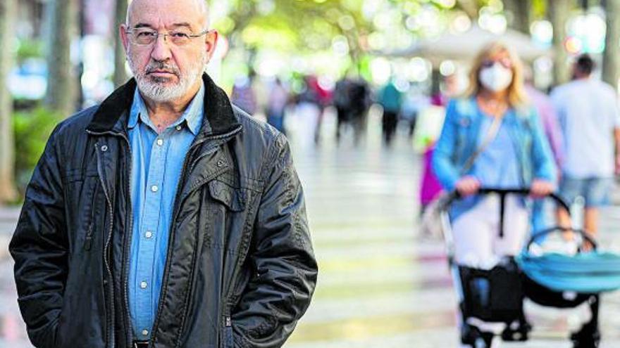 """José María Paricio: """"No hay leche materna  que sea desnatada"""""""