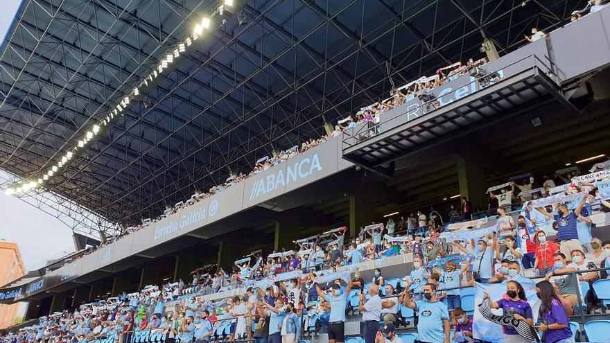 El Celta admite fallos en el reparto de asientos a abonados y permitirá cambiarlos