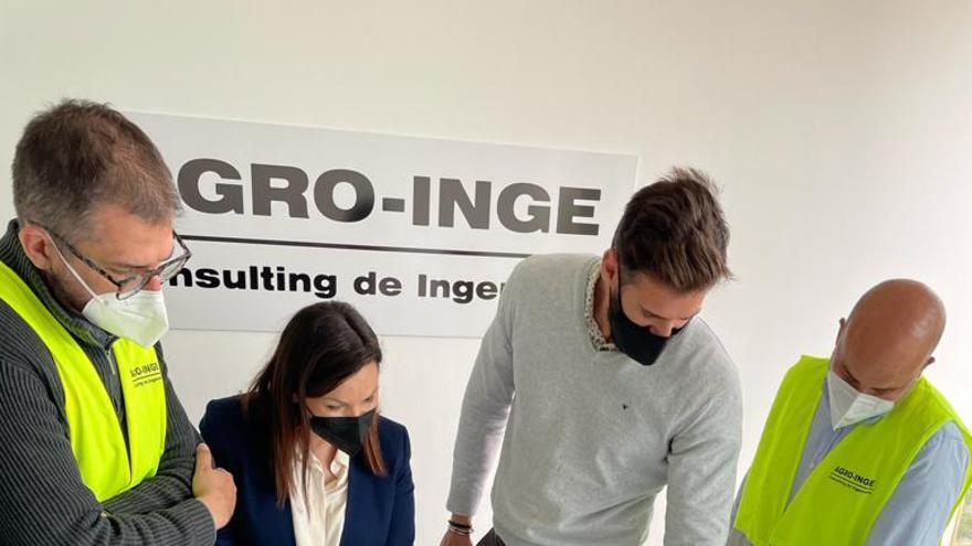 Agro-Inge presenta sus proyectos de realidad