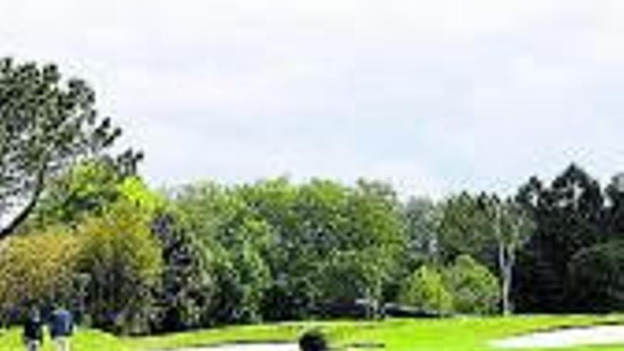La preinscripción para la escuela municipal de golf cierra con 23 vacantes