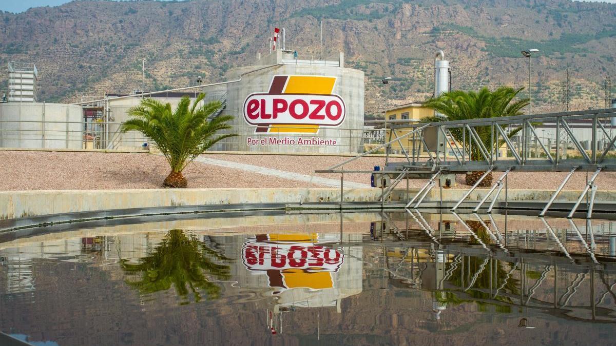 ElPozo Alimentación invierte 14 millones en tratamiento de aguas