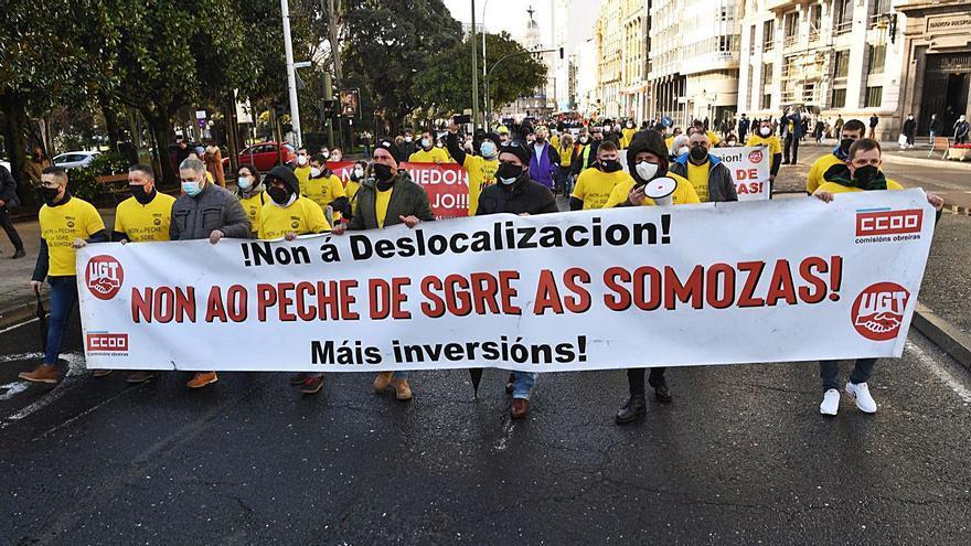 Gamesa cerrará As Somozas porque fabricar en Portugal le cuesta cuatro veces menos