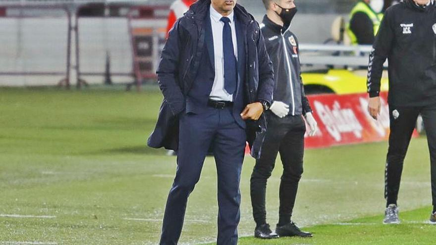 José Gomes, sin ánimo de revancha contra Las Palmas
