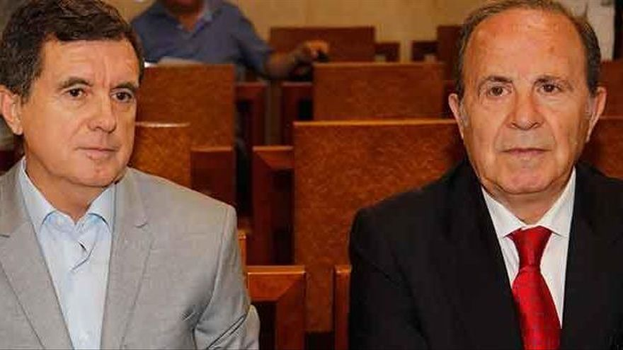Dreieinhalb Jahre Haft für Ex-Innenminister José María Rodríguez