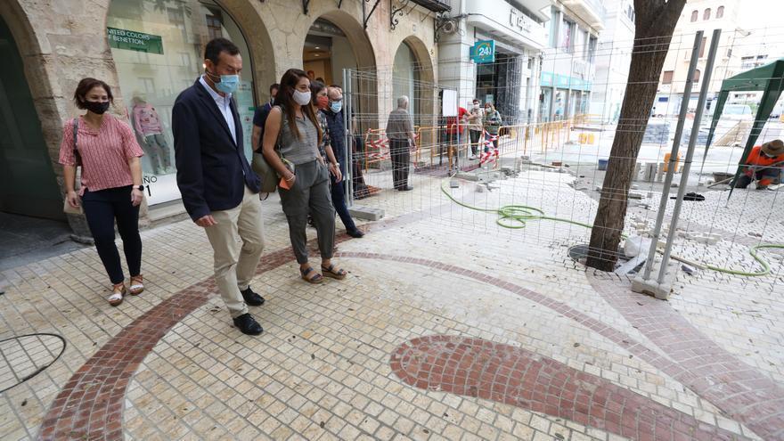 La consellera Mollà anuncia una estación agraria experimental en Elche para la lucha contra las plagas