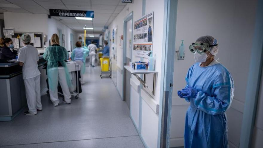 Sanidad publica el listado definitivo de la OPE de enfermería