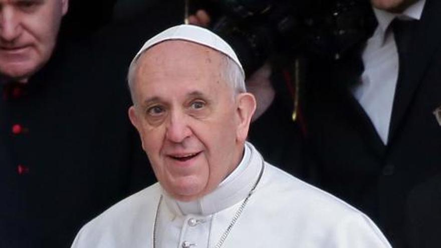 """El Papa declara en el Catecismo la pena de muerte """"inadmisible"""" y pide abolirla"""