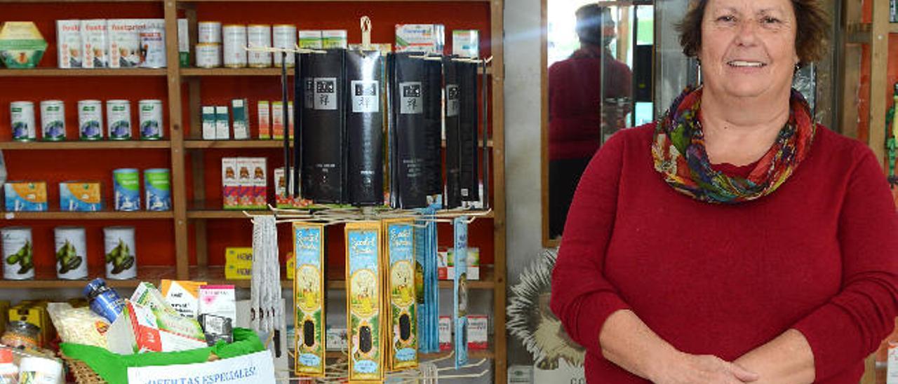 María Jesús Romero, presidenta de la As. de Empresarios de Ingenio.