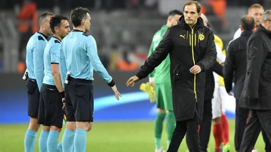 """""""No somos animales, somos humanos"""", el Borussia carga contra la UEFA"""