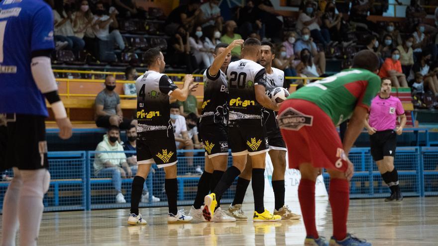 InterSala gana el Trofeo Ciudad de Zamora al Ríver FS
