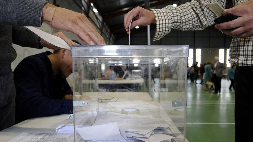 Estos son los 117 candidatos que optan a los 11 escaños del Congreso y el Senado por Asturias