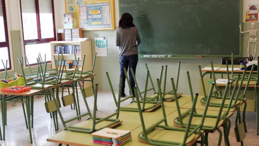Educación llega a un principio de acuerdo sobre la reducción de horas lectivas del profesorado