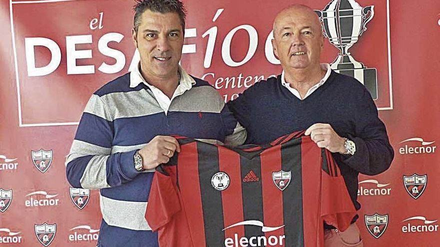 Olaizola firma por el Arenas de Segunda B