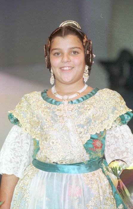 Corte 1999. Así conocimos a Amparo Morosoli
