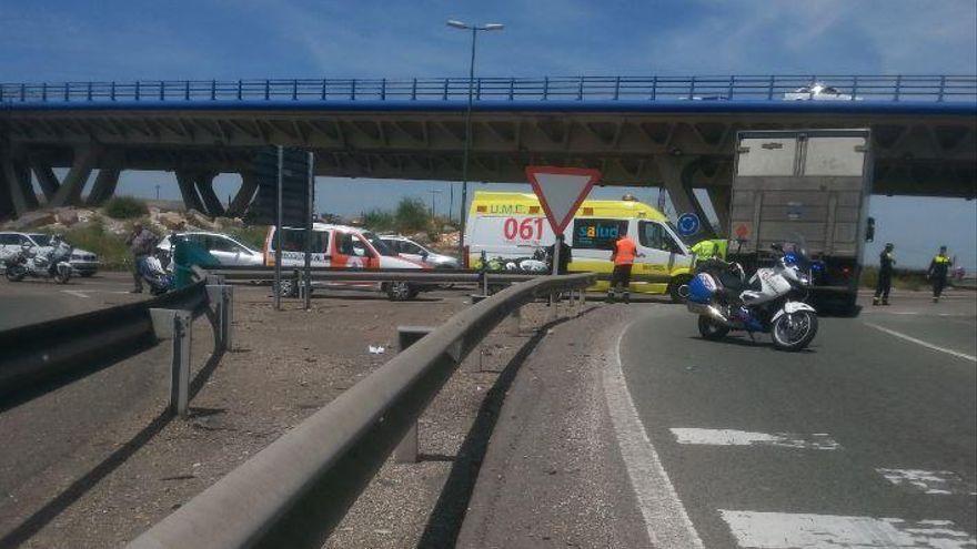 El Gobierno hará un paso subterráneo que eliminará la glorieta de la carretera Castellón