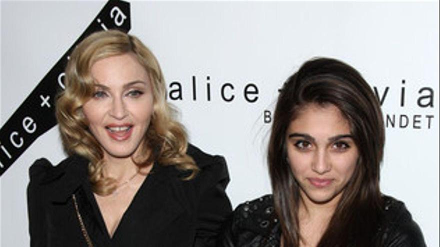La hija mayor de Madonna la lía en su estreno en Instagram