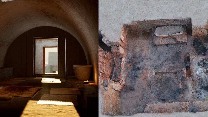 El Turuñuelo: Así lucía el Tarteso hace 2.500 años