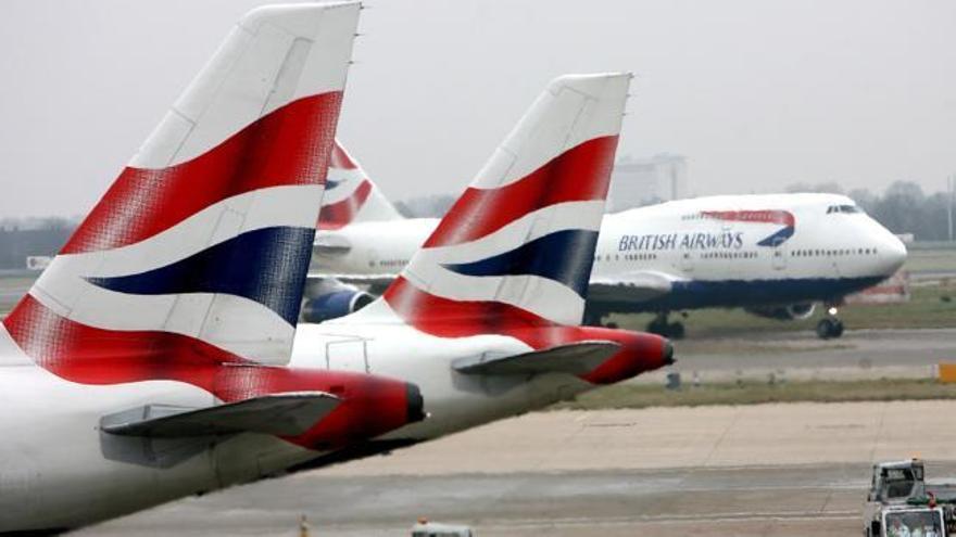 Un problema del suministro eléctrico causó el fallo informático de British Airways