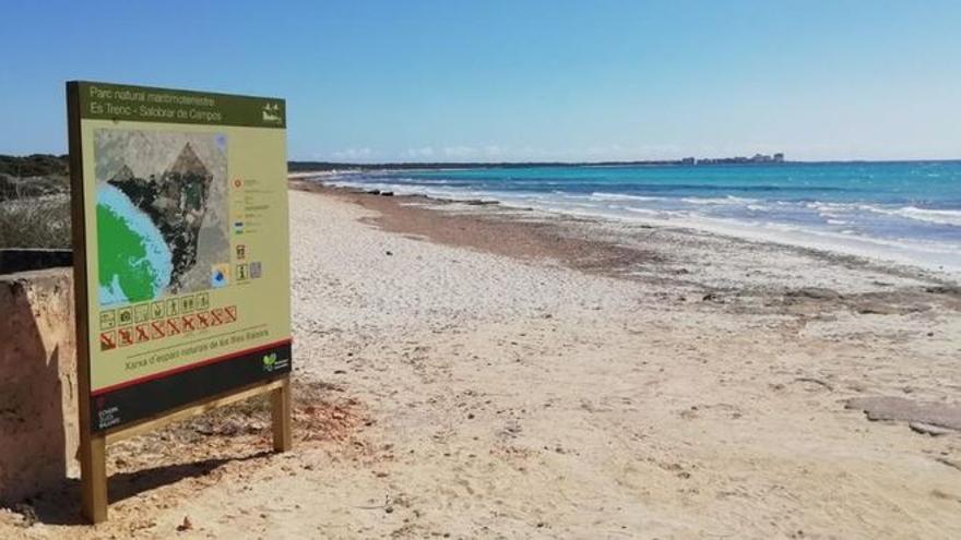 Es Trenc: Der Postkarten-Strand von Mallorca wird immer schmaler