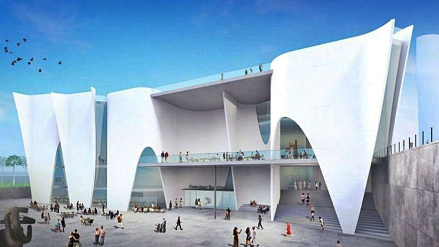 El Port de Barcelona aprova l'Hermitage