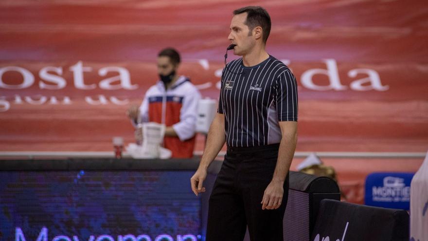 El colegiado murciano Luismi Castillo vuelve a ser citado para los Juegos Olímpicos