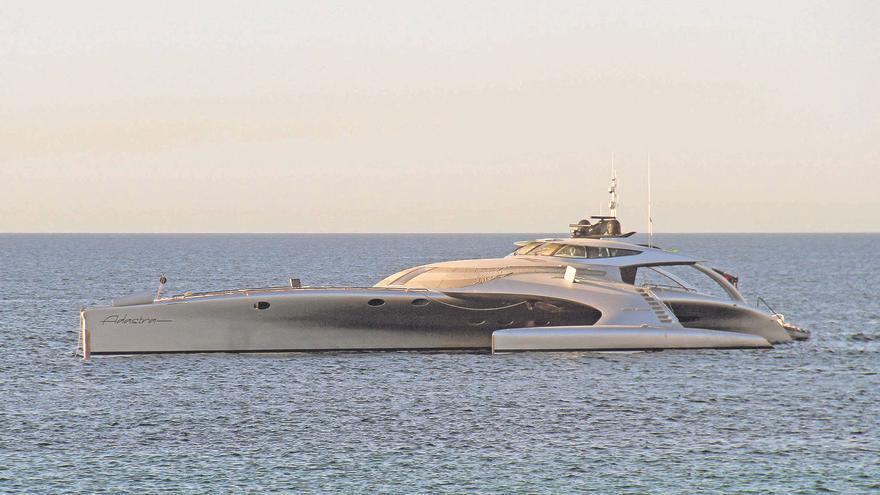 Diese edlen Luxus-Yachten besuchen Mallorca regelmäßig