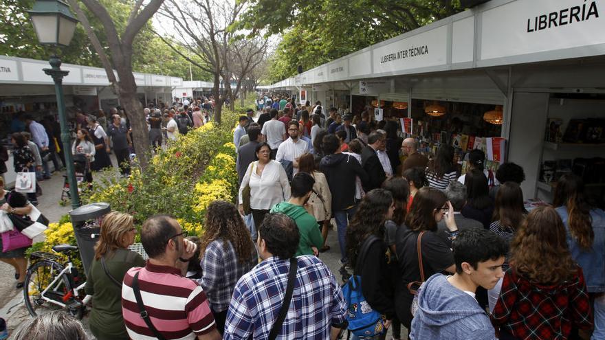La 55 Fira del Llibre de València se cancela definitivamente en formato presencial