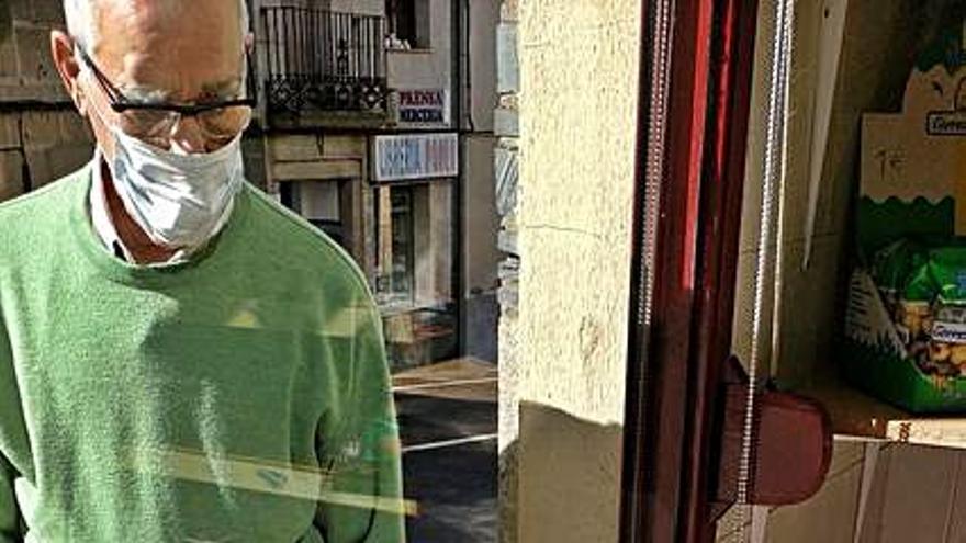 """Un pan trenzado de dos metros para el """"no carnaval"""" de Alcañices"""