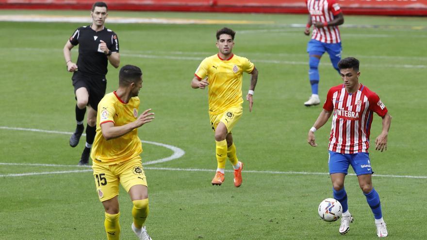 Girona-Sporting, en directe