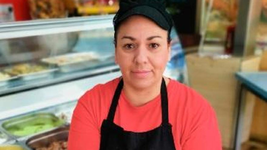 Andrea Pérez: «Para adaptarnos a las necesidades ofrecemos un menú a 4 euros»