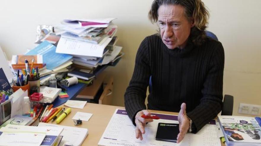 Fallece en su casa a los 62 años el psiquiatra Juan Carlos Ortigosa